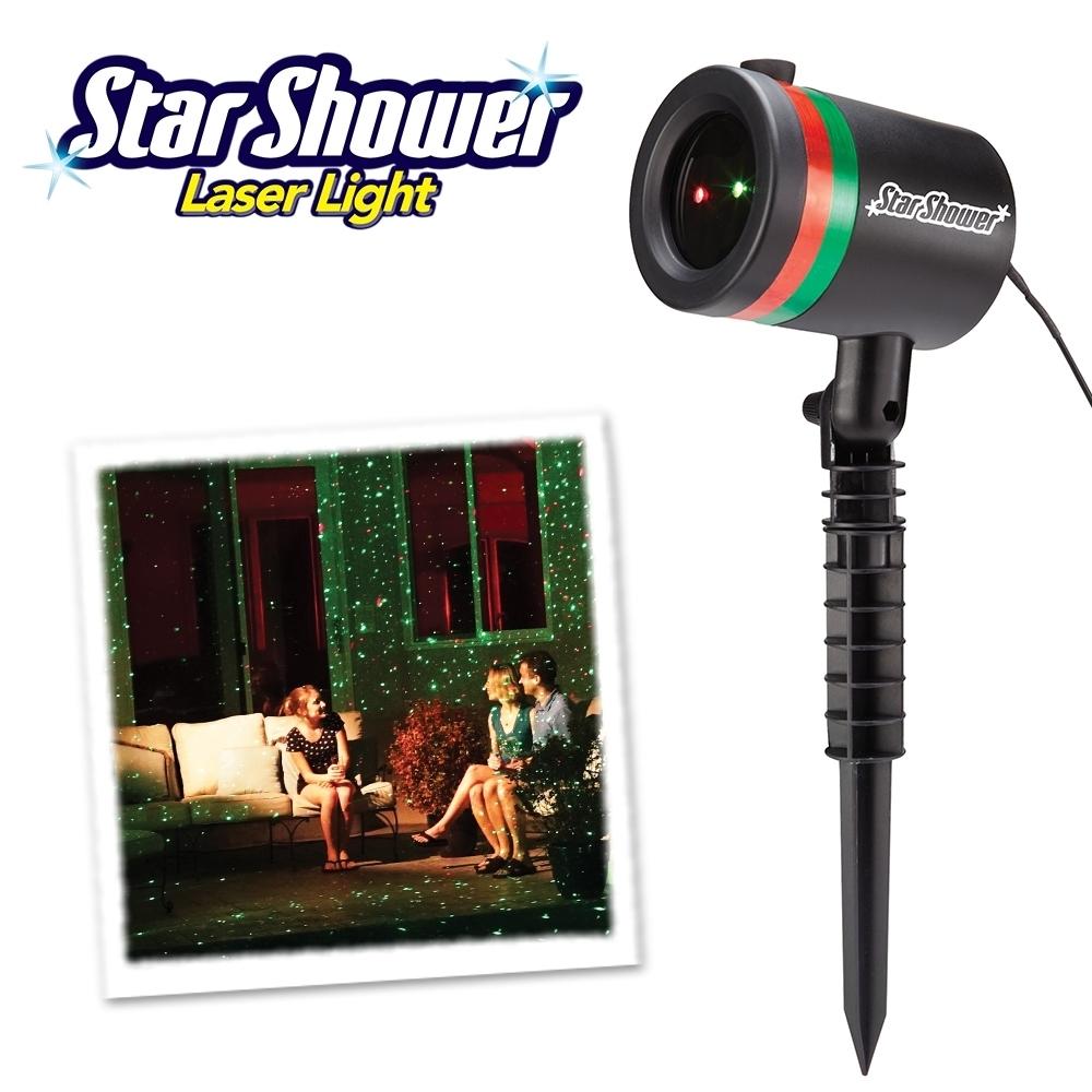 Star shower laserlicht lichtsystem innen und au en - Star shower ebay ...
