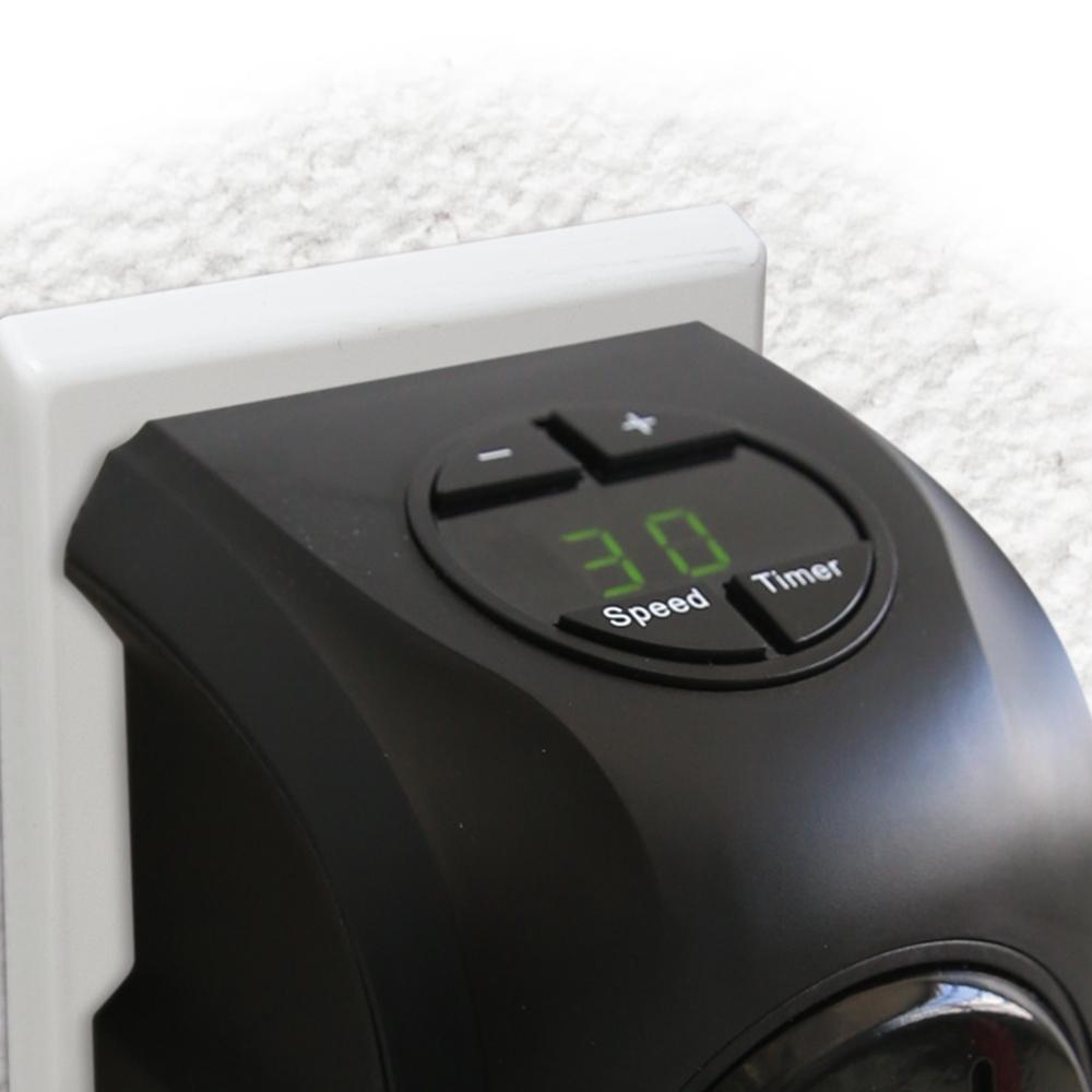 livington handy heater mini heizung miniofen heizen aus der steckdose mediashop ebay. Black Bedroom Furniture Sets. Home Design Ideas