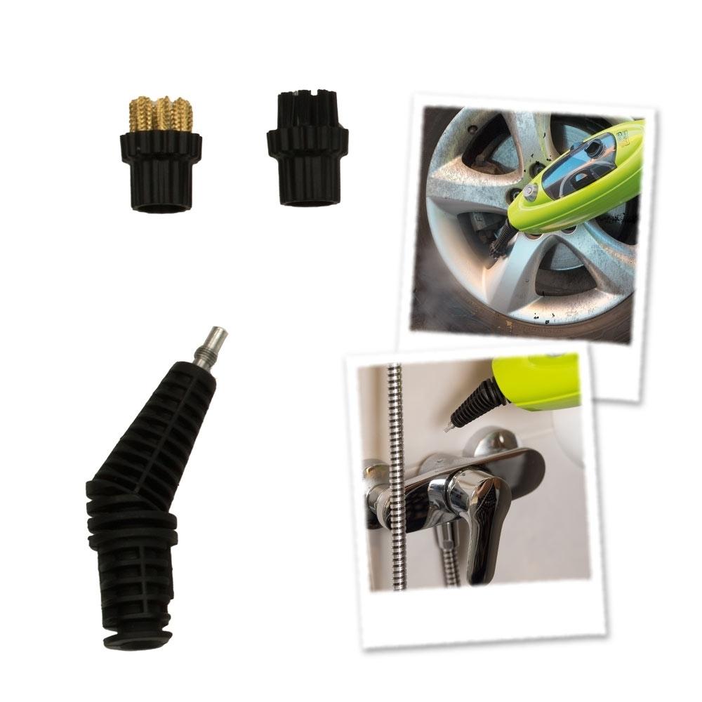 livington uv mopp gr n dampfreiniger reiniger bodenreiniger dampf mediashop neu ebay. Black Bedroom Furniture Sets. Home Design Ideas