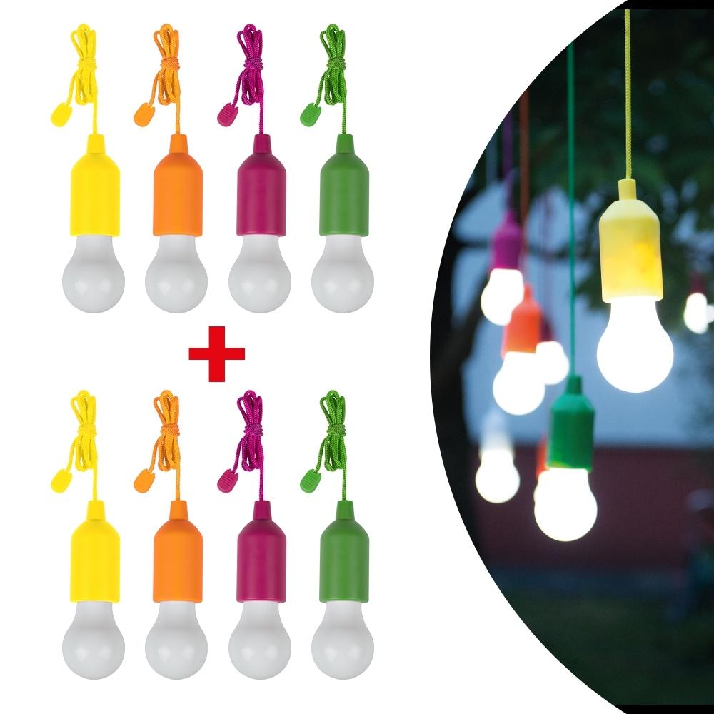 Handy Lux Lampen : handy lux colors kabellose led leuchte 8 st ck lampen 4 geh use farben mediashop ebay ~ Watch28wear.com Haus und Dekorationen